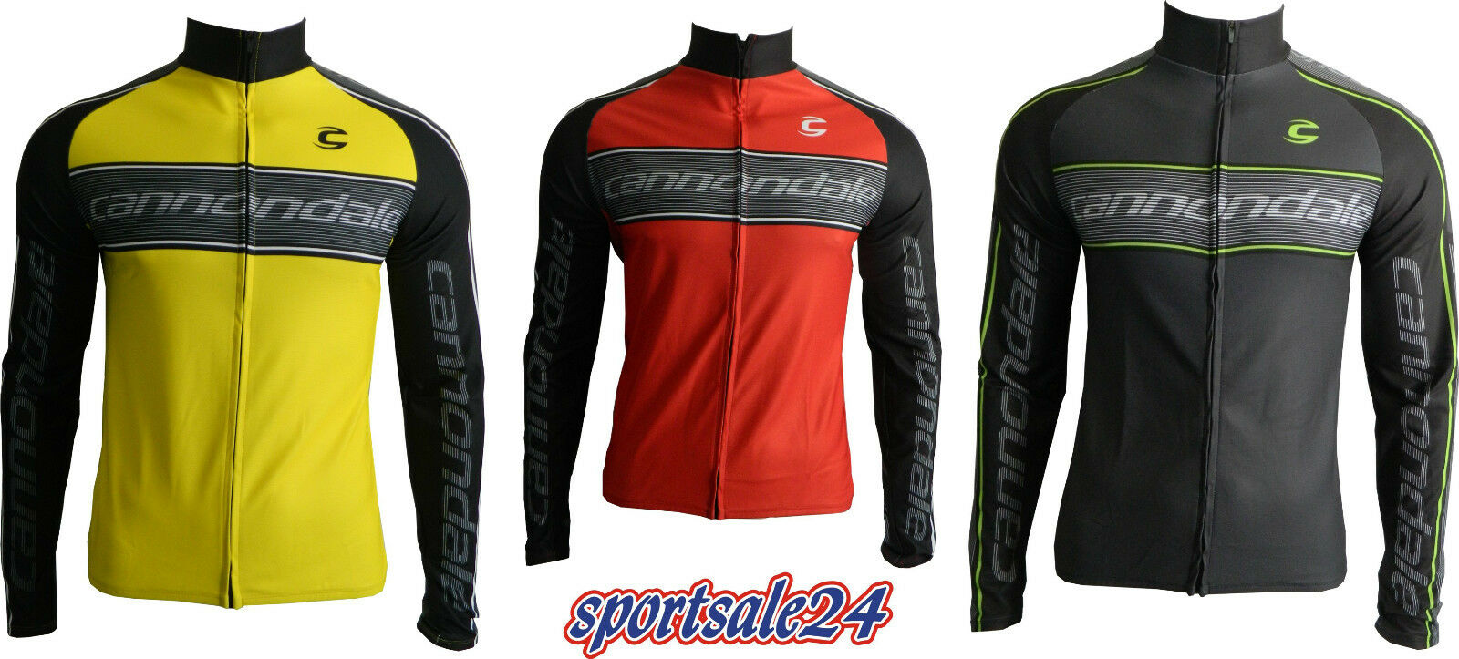 CANNONDALE performance 2 Pro Long Sleeve JerseyINVERNOMAGLIA  5m122NUOVO