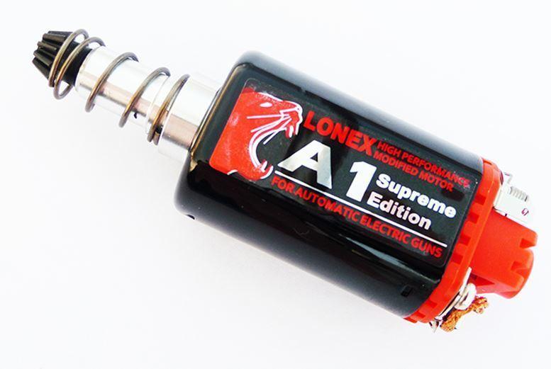 AIRSOFT AEG MOTOR HIGH SPEED TORQUE LONEX A1 A1 A1 SUPREME ASG SHS LONG M170 M140 M120 c7ef5d