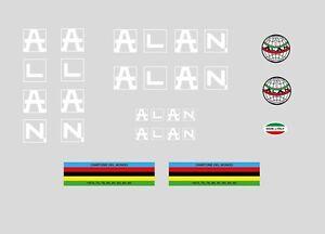 ALAN-Cuadro-de-Bicicleta-Adhesivos-DECALS-Transfers-blanco-N-1