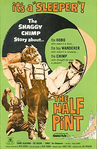 The-Half-Pint-1960-Pat-Goldin-Tommy-Blackman-Ray-Cordell-pressbook