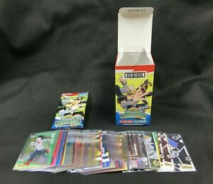 My Hero Academia Clear Card Collection Gum Part 2 Complete Set 56 Cards Ensky JP