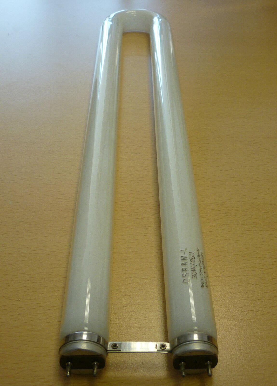 OSRAM Lampe fluorescente fluorescente fluorescente forme U l30w/25U 30w 25 blanc Universel T8 2,6 x 622766