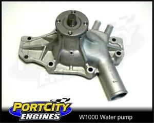 Water-Pump-Holden-V8-253-304-308-355-5-0L-Commodore-VC-VK-VL-VN-VR-VS-VT-W1000