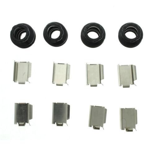 Disc Brake Hardware Kit Front,Rear Centric 117.68001