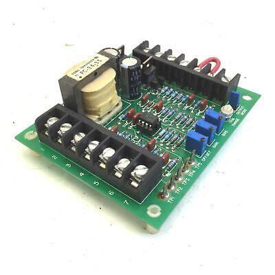 Carotron PCBC10208E Isolation Card Assembly