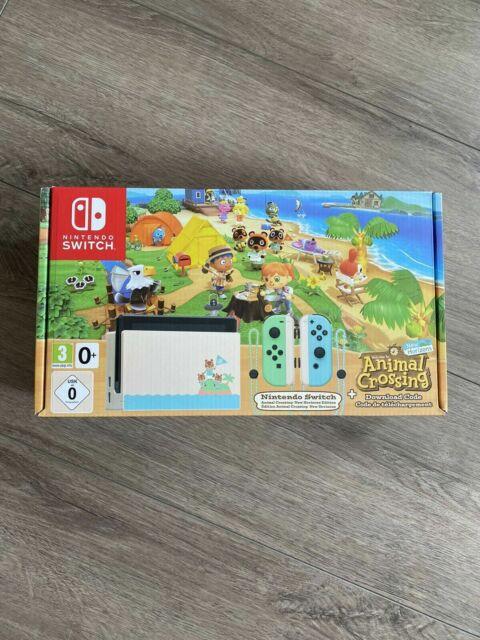 Nintendo Switch Animal Crossing: New Horizons Bundle for ...
