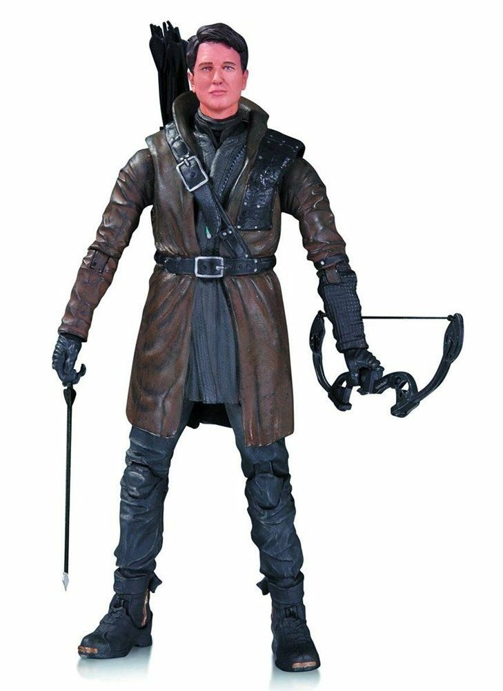 Dc Collectibles Arrow TV Series - Malcolm Merlyn - Temporada 3 - Nuevo   Caja