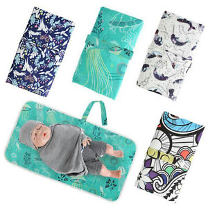 Breathable-Baby-Change-Diaper-Pad-Toddler-Changing-Mat-Covers-Travel-Waterproof