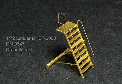 Dreammodel 0547 1//72 Ladder  PE for  EF-2000 for Hasegawa