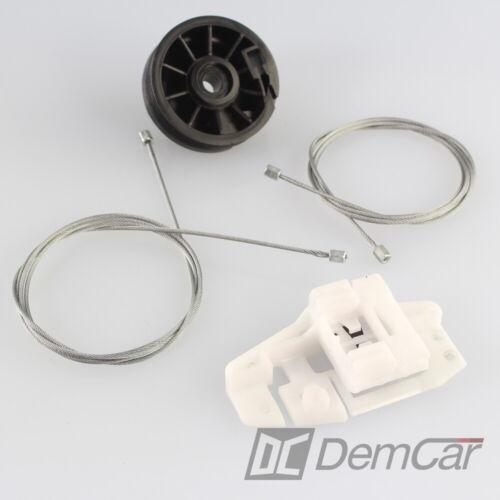 Pour Renault Modus leve vitre Kit De Réparation Avant Droit
