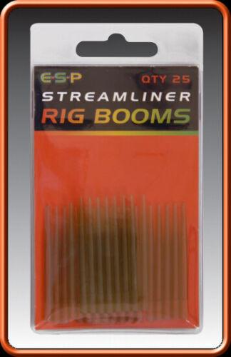 E.S.P Streamliner Rig Booms