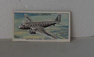 John-Spieler-No-41-Ostlich-Airlines-Douglas-DC-2-Orig-1930-039-s-Vintage-Karte-Vgc