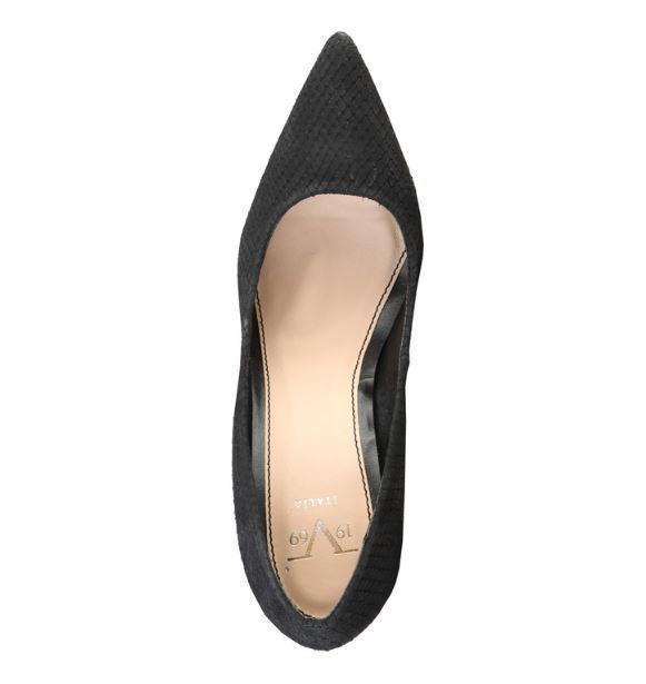 Versace V1969 Damenschuhe LOISE schwarz Echtleder Pumps Damenschuhe V1969 Highheels Gr 39 40 2a5bf1