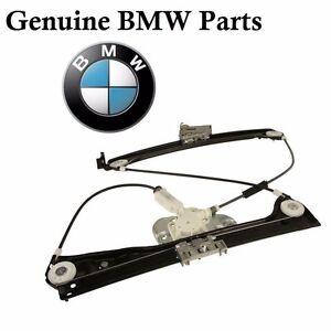 Bmw E85 E86 Mroadster Mcoupe Electric Window Regulator Genuine 51337198910