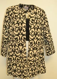 Front Usa Jacket Light Sisters in xl 3 Open L Made Tunic 1981 3s715 xS0Z7qw7n