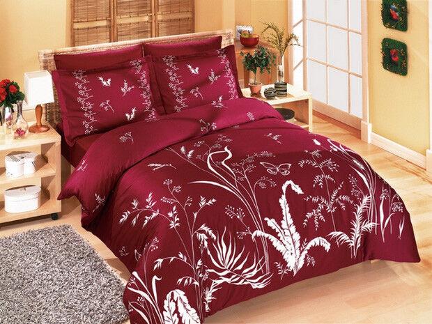 3-tlg. Bettgarnitur für 1 Person Bettwäsche