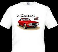 Toyota Celica Lt Ta22 White Tshirt S M L Xl Xxl Xxxl 4xl 5xl All Sizes.