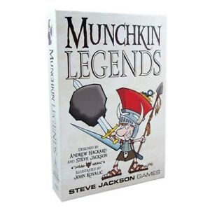 Munchkin-Legends-by-Steve-Jackson-Games-Brand-New-Free-Shipping
