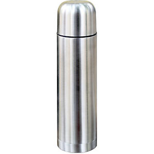 Details about STAINLESS STEEL FLASK HOT COLD THERMOS LID CUP TEA COFFEE  DRINK CAMPING BOTTLE