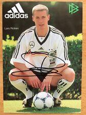 Lars Ricken AK DFB 1998 Autogrammkarte original signiert