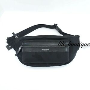 Michael Kors Mens Kent Hip Bag Fanny