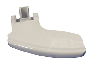 Maniglia cassetto per lavatrice Whirlpool codice 481010487637 ricambio originale