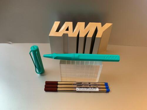 Lamy Safari candy aquamarine Tintenroller Sonderedition 2020 NEU!!!