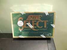 1993 Score Select Factory Sealed Box, Possible Derek Jeter RC!
