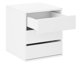 Schubkasteneinsatz Schwebetürenschrank Schrank Schlafzimmer Weiss Kommode