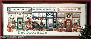 Kit-Counted-Counted-Cross-Stitch-Kit-Permin-Shopping-Center