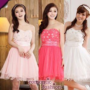 ♥Party Abendkleid, Ballkleid, Cocktailkleid+Größe 34-50+3 Farben+NEU♥