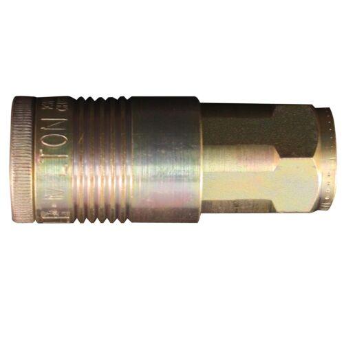 "Milton 1805 Coupler 1//5 3//8/"" Female NPT P-Style Air coupler Free S/&H"
