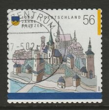 Germany 2002 Millenary of Bautzen booklet stamp SG 3086a FU