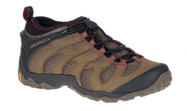 Merrell Chameleon Cham 7 Stretch Felsbrocken Wander Schuhe Herren Größen 7-15