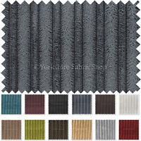 Soft Velvet High Low Jumbo Cord Plain Upholstery Quality Fire Retardent Fabric