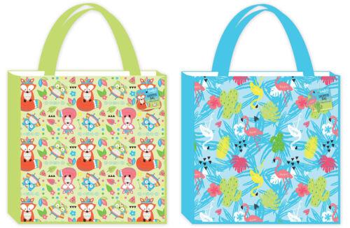 Shopping Bag Tote Shopper Borsa per la vita ECOLOGICO riciclare Riutilizzabile