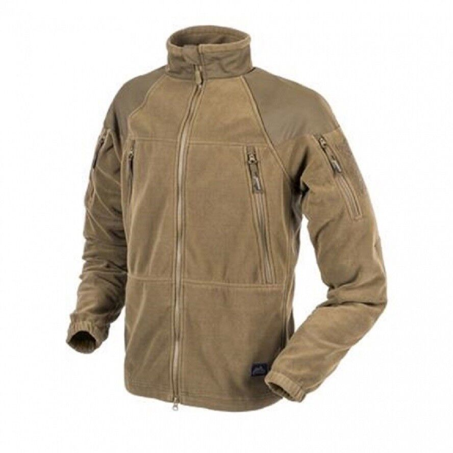 HELIKON tex Stratus heavy Fleece Jacket outdoor chaqueta Army Army Army coyote XXL 2xl 749b66