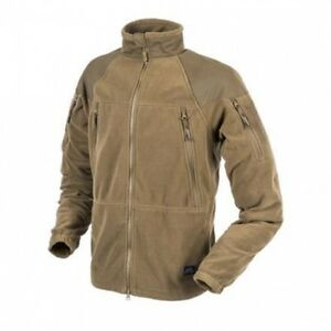 Stratus Tgl Helikon Army jas Tex Coyote Xlarge fleece zware axqw7v6