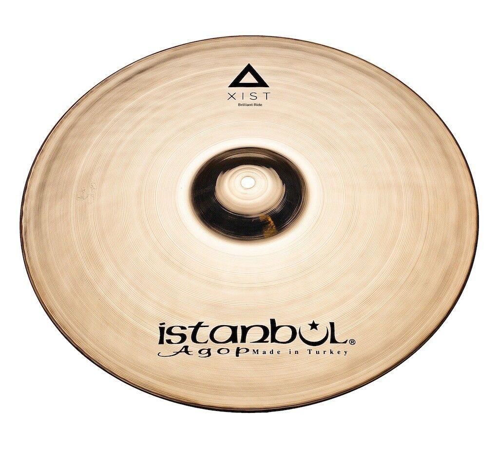 Istanbul 20  XIST Ride Cymbal Brilliant Finish IXRB20
