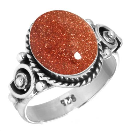 925 Sterling Silver Gemstone Ring Women Jewelry Size 5 6 7 8 9 10 11 12 13 bw306