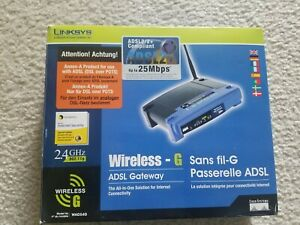 LNKSYS WIRELESS-G WAG54G DRIVER FOR WINDOWS 7