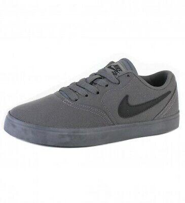 nike sb check dark grey