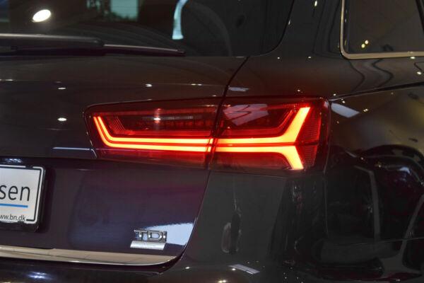 Audi A6 2,0 TDi 190 Ultra S-line Avant Str - billede 3