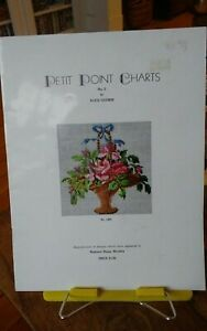 Very-rare-Petit-Point-Charts-no-2-by-Alice-Godkin-booklet-14-coloured-graphs