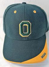 University of OREGON Ducks Baseball Cap Hat Traditional Two Tone Coaches