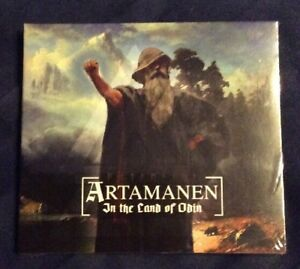 Artamanen-In-the-Land-of-Odin-Digi-CD-Pagan-Metal-Sammlung