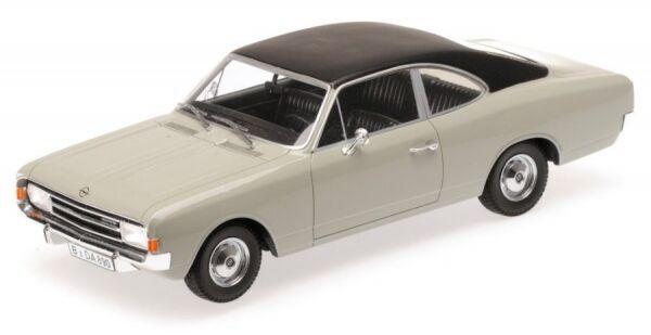 Opel Rekord C Coupe (grau) 1966  | Erste in seiner Klasse