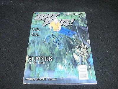MAGAZINE APRIL 2001 VOL NOS ORIGINAL BMX PLUS 24 NO 4