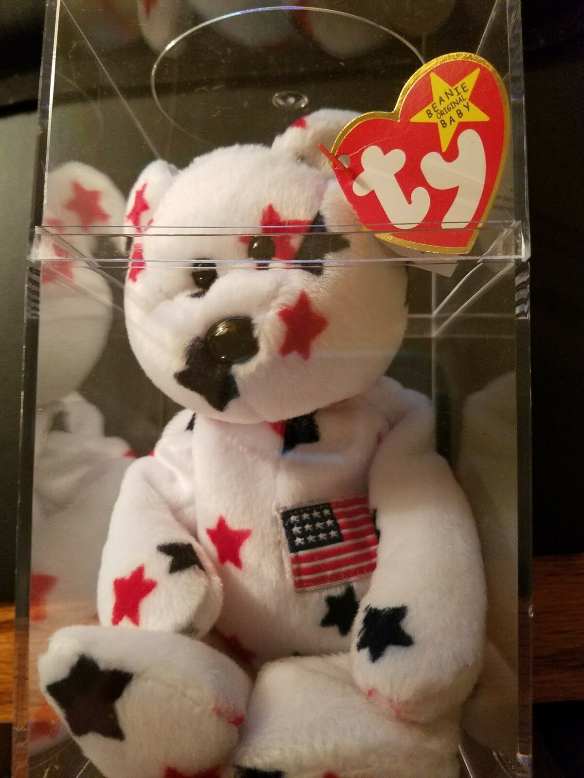 Ty Beanie Baby Glory. Mint condition