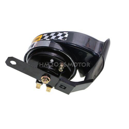 Snail Horn 12V for Harley Sportster 883 1200 XLH XL L R Deluxe Custom Hugger